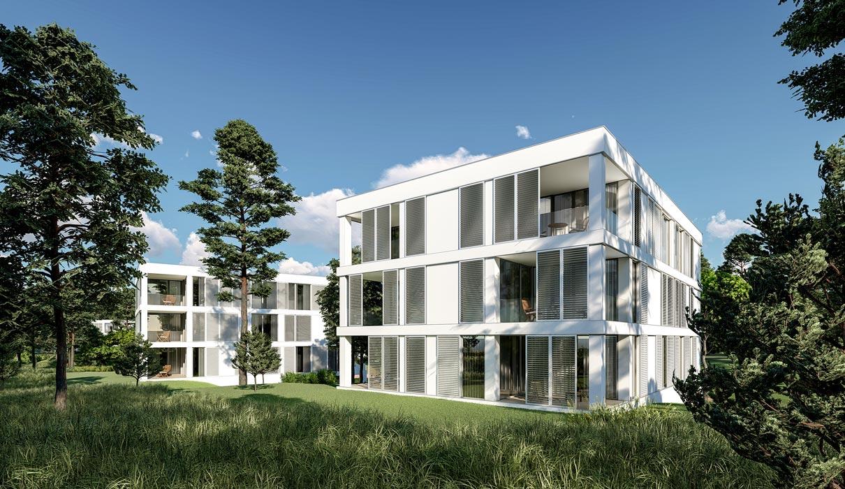 Neubauvilla auf Usedom