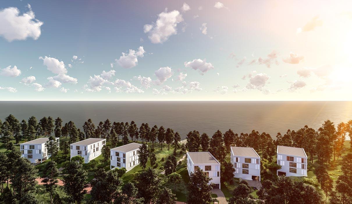 Immobilien mit Meerblick auf Usedom kaufen