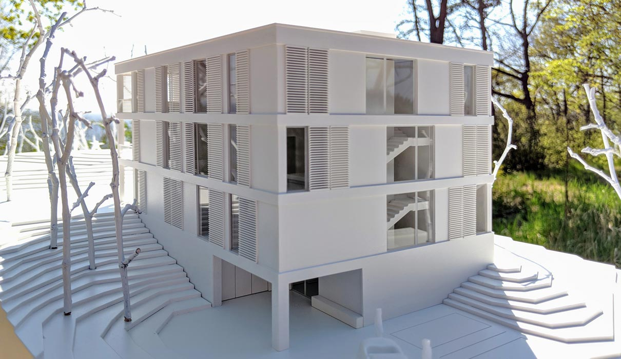 """Das Neubauprojekt """"An der Kliffkante"""" auf Usedom"""
